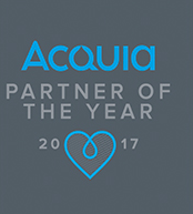 Acquia Partner Site of the Year 2017